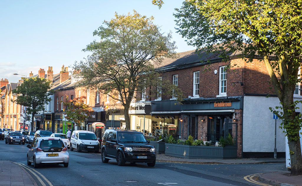 eating out in Alderley Edge and Wilmslow