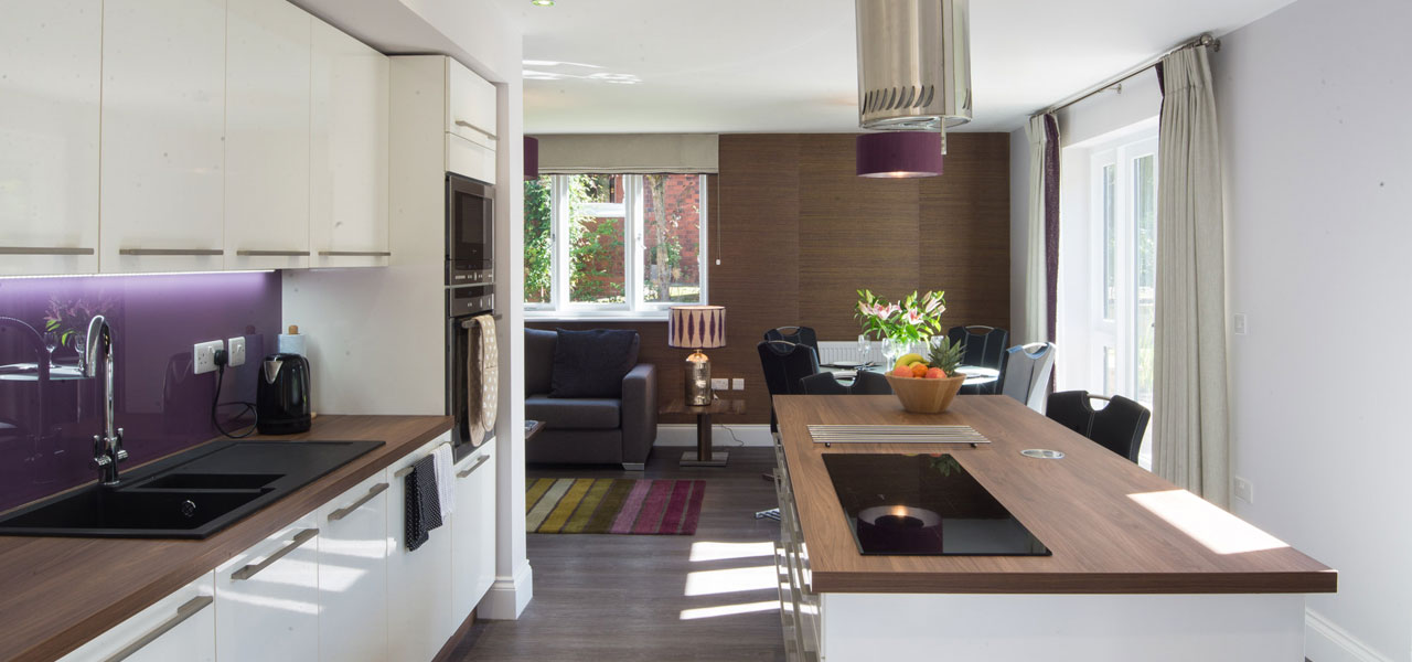 luxury serviced apartments handy for airport