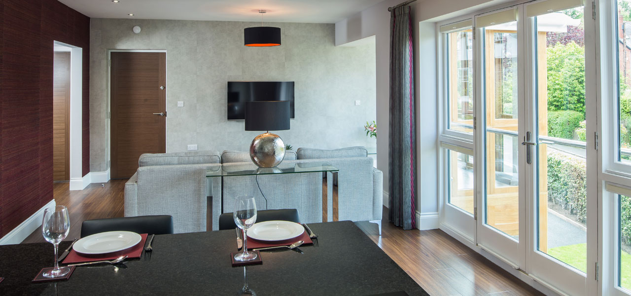 stay in rented accommodation wilmslow or alderley edge
